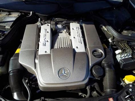 From 0 to 100 km/h the vehicle accelerates for 5.20 s and from 0 to 60 mph for 4.60 s. Real AMG, 2002 Mercedes-Benz C32 Supercharged | Auto Restorationice