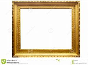 Moderne Bilder Mit Rahmen : rechteckiger goldener bilderrahmen mit pfad stockbild bild 1295675 ~ Sanjose-hotels-ca.com Haus und Dekorationen