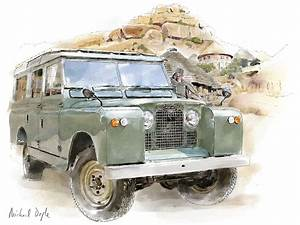 Land Rover Series Ii  The Taming Of The Wild