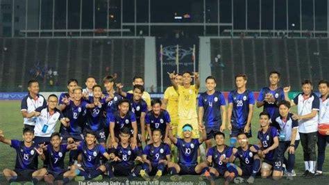 Hasil dan Klasemen SEA Games 2019 - Timnas U-22 Kamboja ke ...