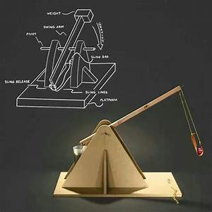 Diy Trebuchet Instructions