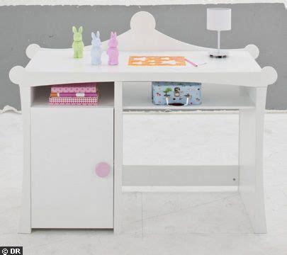 le bureau fille enfant un bureau tout rigolo côté maison