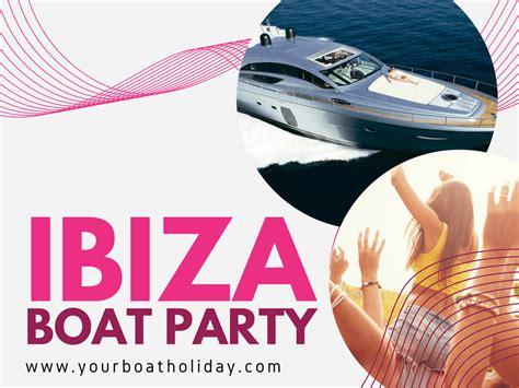 Catamaran Ibiza Boat Party by Ibiza Boat Party Ybh