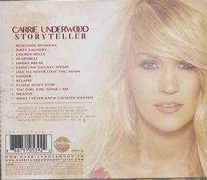 Carrie Underwood Cd Storyteller Bear Family Records