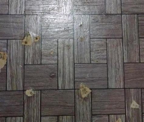 damaged vinyl sheet flooring asbestos doityourself