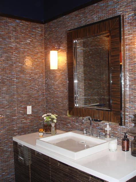 33 ideas on mosaic tile bathroom design 2019