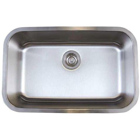 drop in kitchen sink single bowl blanco 441024 stellar stainless steel undermount single