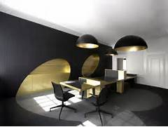 Gold Power Office Interior Design Ideas Black And Gold Power Office Inspiring Office Workspace Contemporary Office Interior Design With Office Space Design Ideas WSP Group Workplace By Woodhead Adelaide Australia