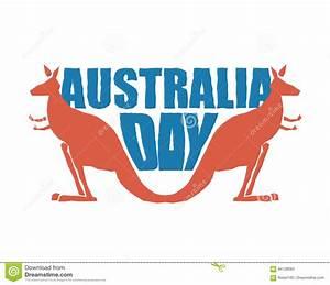 Australian Holiday Celebration For Australia Day, January ...