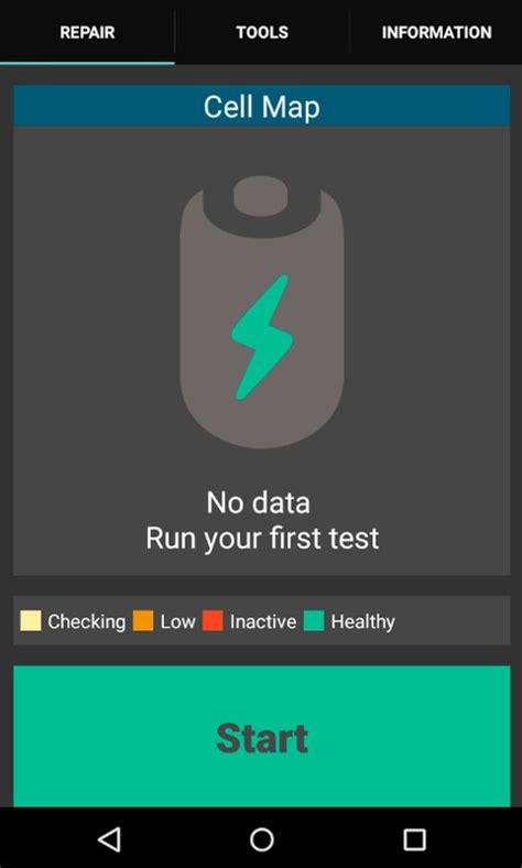 android battery fixer battery repair apk free tools android app