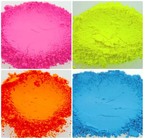 fluorescent colors neon color 4 set four of our top selling fluorescent