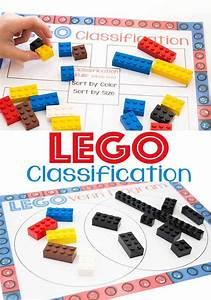 Classifying Lego Free Printable Diagrams