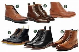 Boots pour homme : comment les choisir ? Desert chukka ou