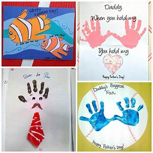 Creative Father's Day Cards for Kids to Make | Father's ...