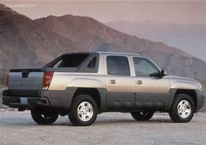 Chevrolet Avalanche - 2001  2002  2003  2004  2005  2006