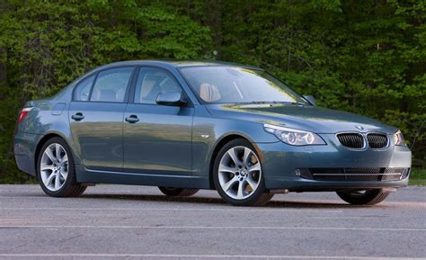 2009 Bmw 535i Automatic Related Infomation,specifications