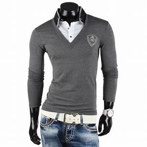 2In1 shirt langarm