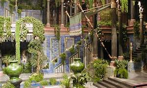 hanging gardens of babylon | Mysteries and Wonders of the ...