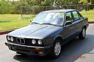 1991 Bmw Us E30 318i 4 Door Sedan