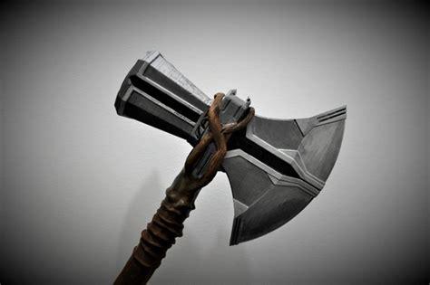 thor stormbreaker new hammer from infinity war avengers