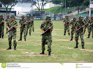 Chinese Army In Hong Kong Garrison Editorial Photography ...