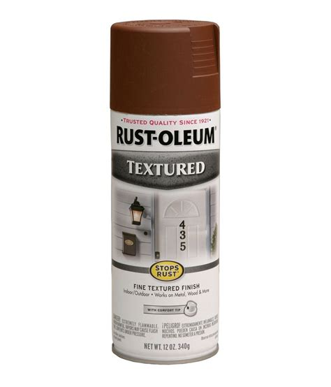 buy rust oleum stops rust textured spray paint color rust at low price in india snapdeal