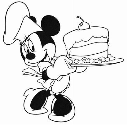 Coloring Mouse Minnie Pages Z31
