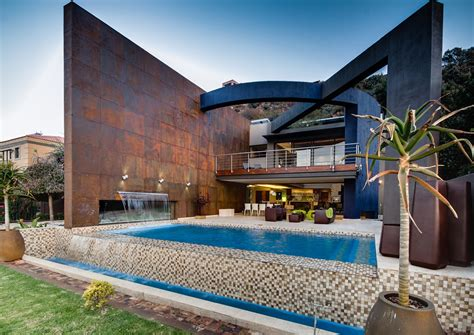 Modern Villa Called House The In