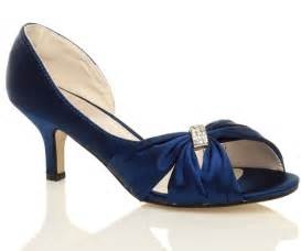 navy blue bridesmaid shoes low heel navy blue wedding shoes ipunya