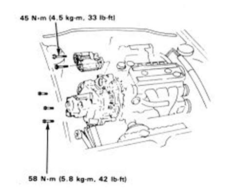 Acura Legend Motor Mount Diagram by Repair Guides Automatic Transaxle Transaxle Assembly