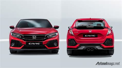 Modifikasi Honda Civic Hatchback by Modifikasi Honda Civic Turbo 2018 Modifotto