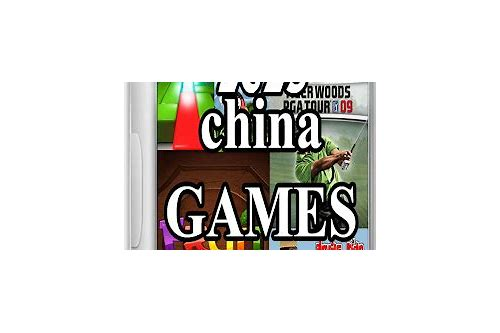 china mobiles games free download