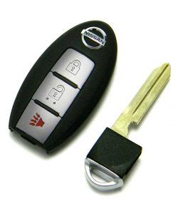 Nissan Pathfinder Smart Key Fob Remote