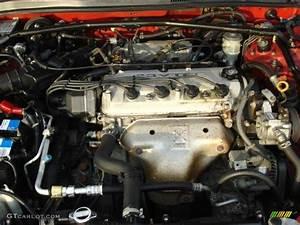 1999 Acura Cl 23 Liter Sohc 16 Valve 4 Cylinder For Tl Engine