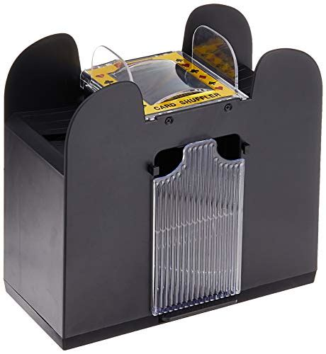 They will fish out the offending card, but there may be more than one that caused the jam. Top 10 Best Automatic Card Shuffler | Review 2021 - Review Point Pro