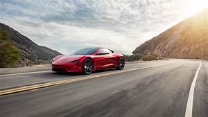 Tesla Roadster 4K 3 Wallpaper HD Car Wallpapers ID #11245
