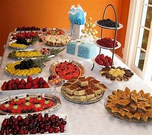 bridal shower luncheon food ideas 27 oosile With food ideas for wedding shower