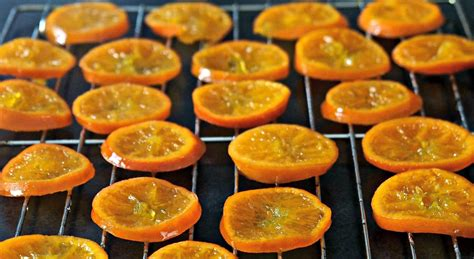 Candied Orange Slices  Simply Sated