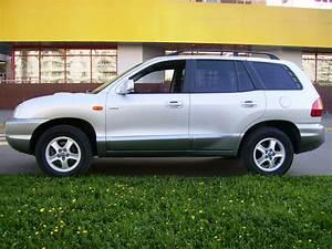 Old Car Manuals Online 2002 Hyundai Santa Fe On Board