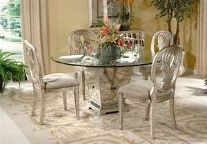 Top 4 Inspiring Pedestal Dining Table With Glass Top