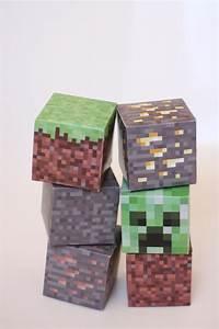 Printable Minecraft blocks // Free Download | Minecraft ...