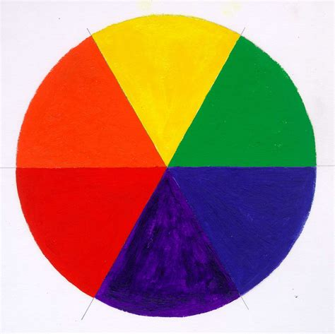 primary color wheel september 2011 creative color