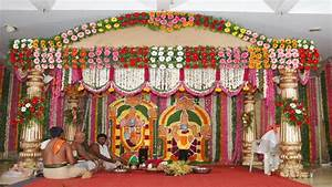 Kalyana Mandapam Decorations TSM - kalyana mandapam in