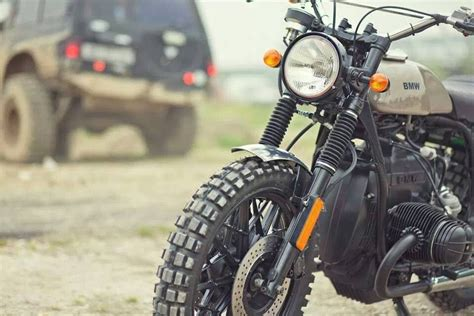 Modified #bmw #scrambler #motorcycle