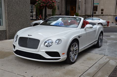 2016 Bentley Continental Gtc V8 Stock # B737 For Sale Near
