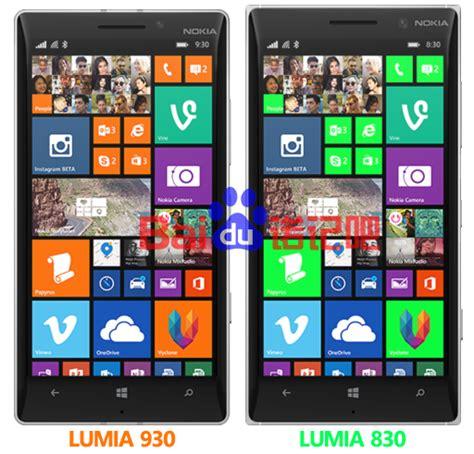 nokia lumia 830 930 windows phones im vergleich chip