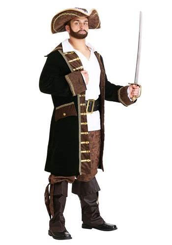 mens realistic pirate costume authentic pirate costumes