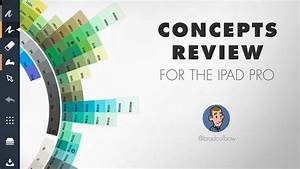 Review  Concepts Drawing App For The Ipad