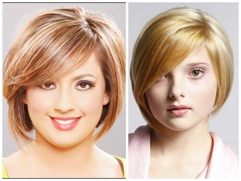 Hot Short Haircuts For Round Faces