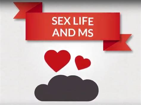 Sexual Problems National Multiple Sclerosis Society